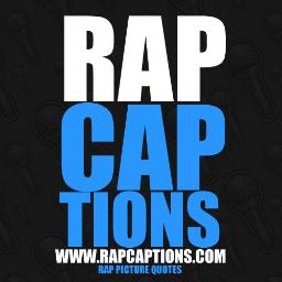 Rap Captions Social Profile