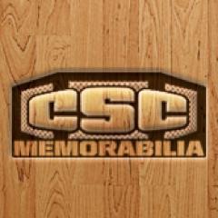 CSC Memorabilia Social Profile