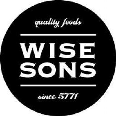 Wise Sons Deli | Social Profile