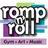 Romp n' Roll on Twitter