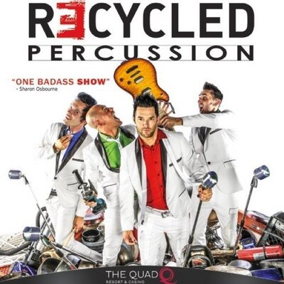 Recycled Percussion | Social Profile