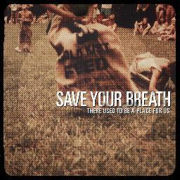 Save Your Breath Social Profile