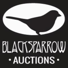 BlacksparrowAuctions - Cover