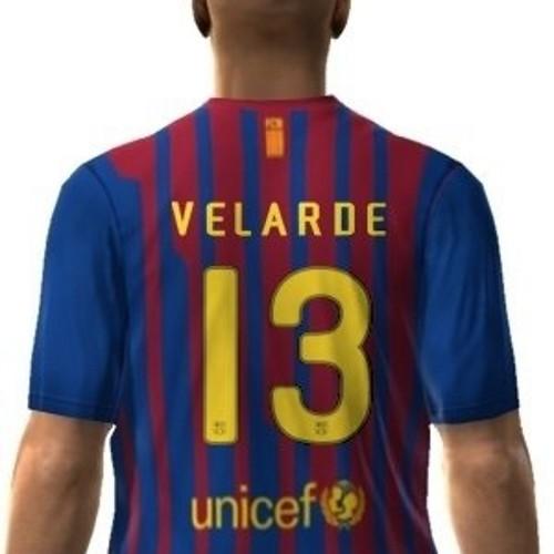 Freddy Velarde's Twitter Profile Picture
