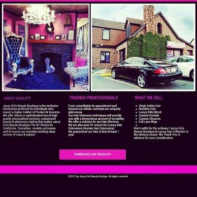 Luxury Salon Houston | Social Profile