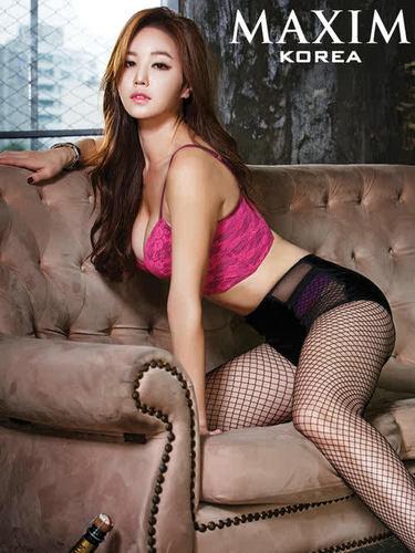 Секс с корейской моделью102