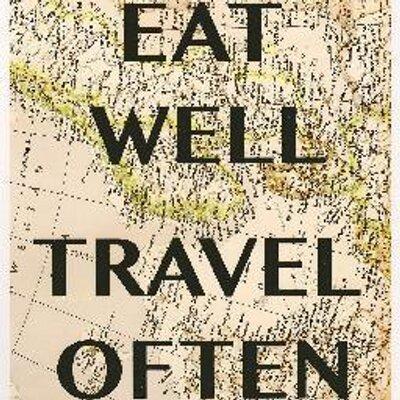 EatWellTravelOften   Social Profile