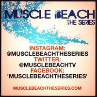 MuscleBeachTV Series | Social Profile