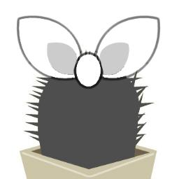 黒サボテン Social Profile