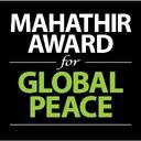 Mahathir Peace Award