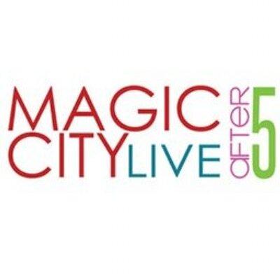 MagicCityLiveAfter5 | Social Profile