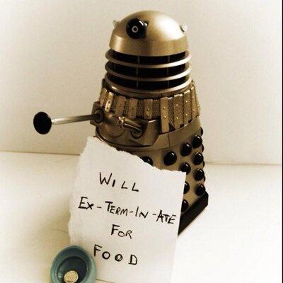 Unemployed Dalek | Social Profile