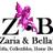 @ZariaAndBellas