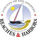 LA Beaches & Harbors's Twitter Profile Picture