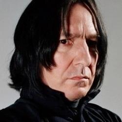 Professor Snape Social Profile