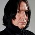 Professor Snape's Twitter Profile Picture