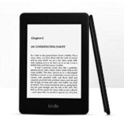 Kindle UK | Social Profile