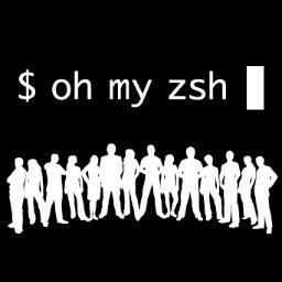 oh my zsh Social Profile
