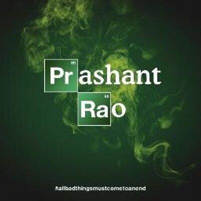 Prashant  Rao | Social Profile