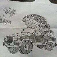 TheWaffleWagonDenton | Social Profile
