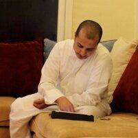 Ahmed Aradah Social Profile