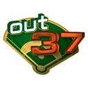 Out 37