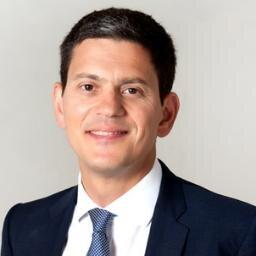David Miliband Social Profile
