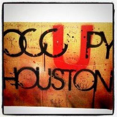 Occupy Houston | Social Profile