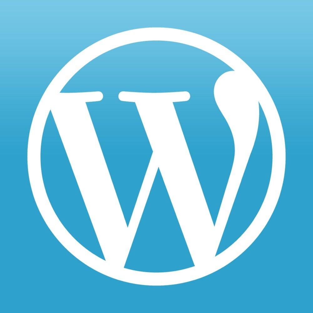 WordPress for iOS Social Profile