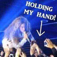 Held Bey's Hand! ❤️ | Social Profile