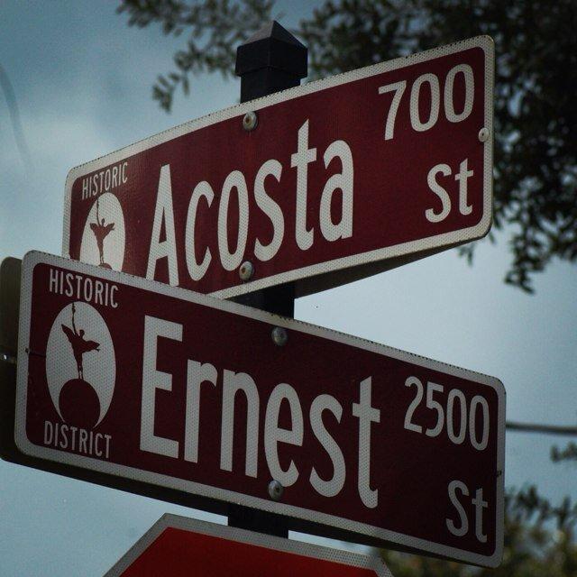 Ernie Acosta Social Profile
