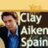 Clay Aiken Spain