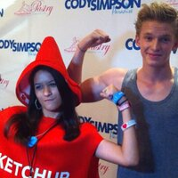 Cody'S Ketchup Girl   Social Profile