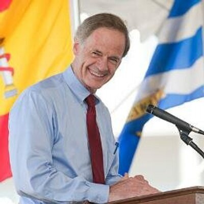 Senator Tom Carper | Social Profile