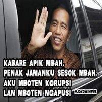 @Jokowinews