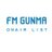 Visit @fmgunma_onair on Twitter