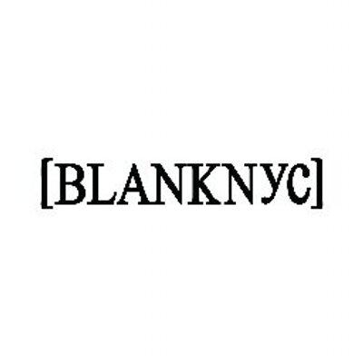 [BLANKNYC] | Social Profile