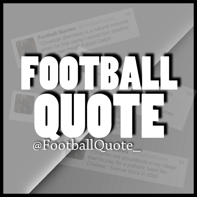 Football Quotes Footballquote_ Twitter
