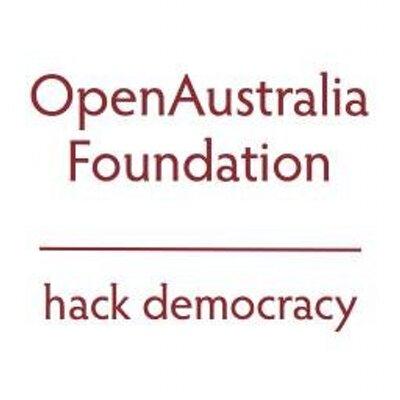 OpenAustralia   Social Profile