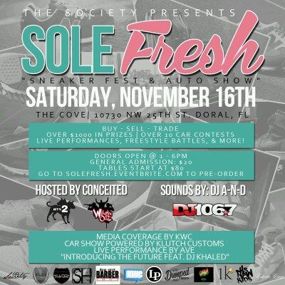 SoleFresh  | Social Profile