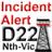 Incident Alert - R22