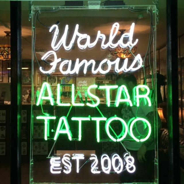 Allstar Tattoo Social Profile