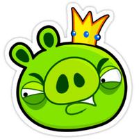 The Angry Bird King | Social Profile