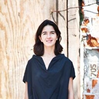 Fernanda Canales | Social Profile