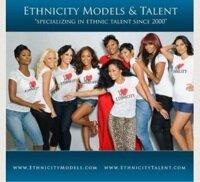 Ethnicity Models Social Profile
