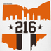 216Bot - 216 Bot - The real windy city! #216 #Cleveland #Ohio retweets