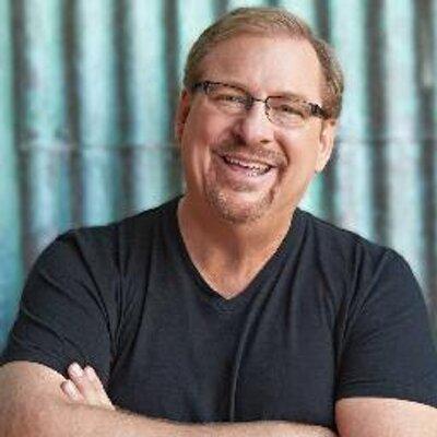 Rick Warren | Social Profile