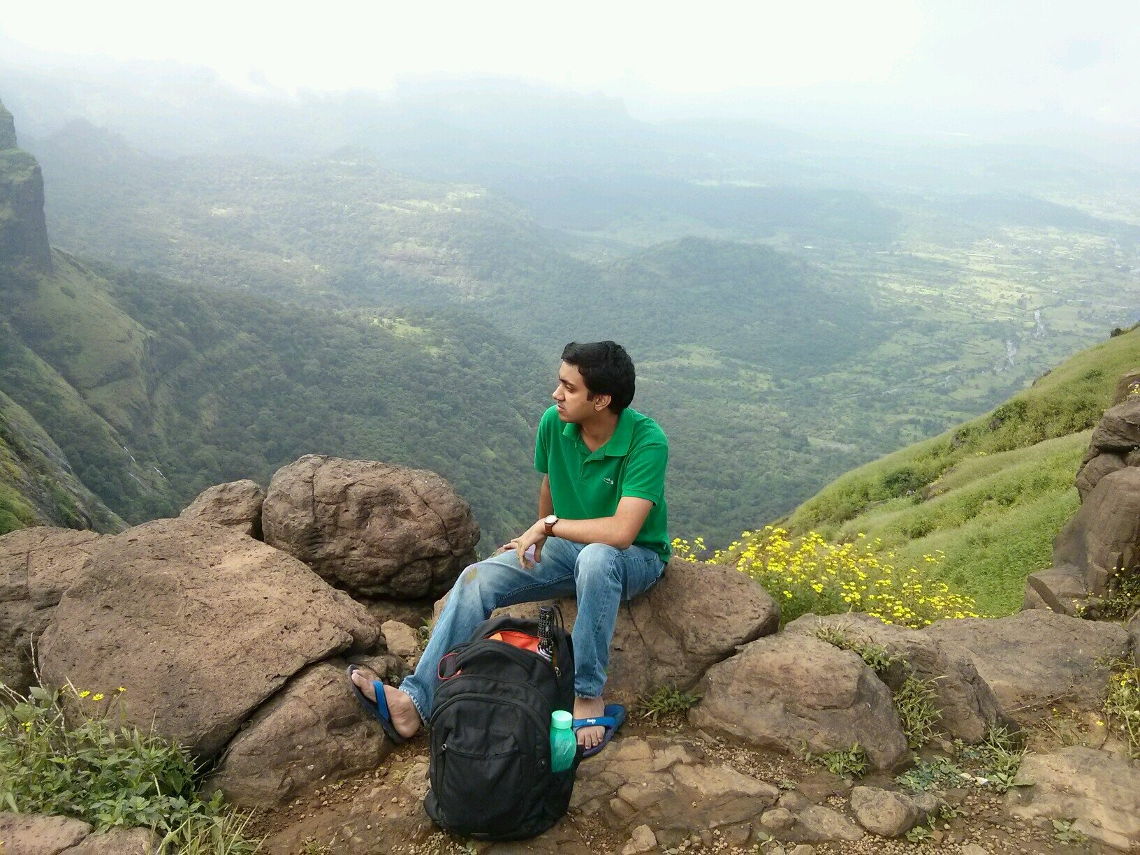 Abhishek Bhardwaj Social Profile