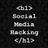 @SocialMHacking