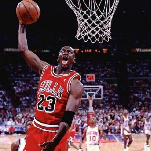 Michael Jordan Social Profile